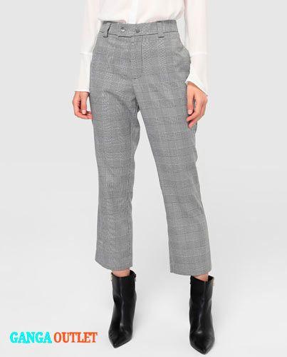 pantalones cropped