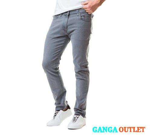 pantalones slim fit