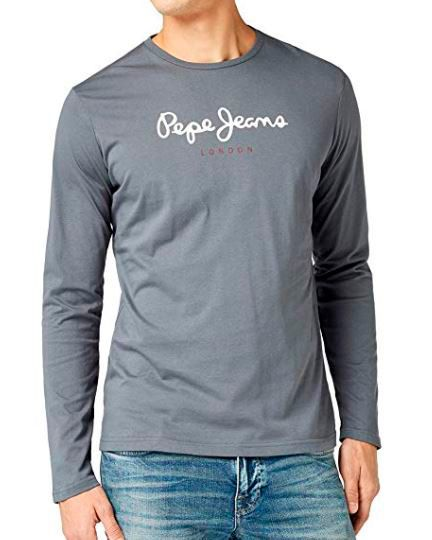 camisetas manga larga hombre