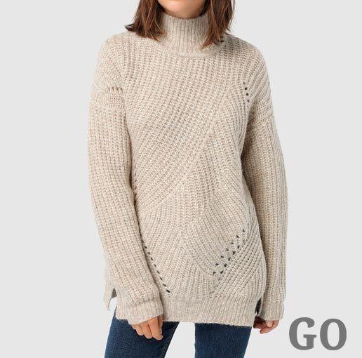 jersey de punto mujer