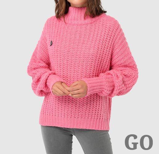 jerseys gruesos mujer