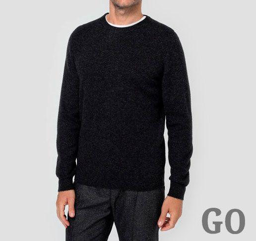 jersey lana hombre barato
