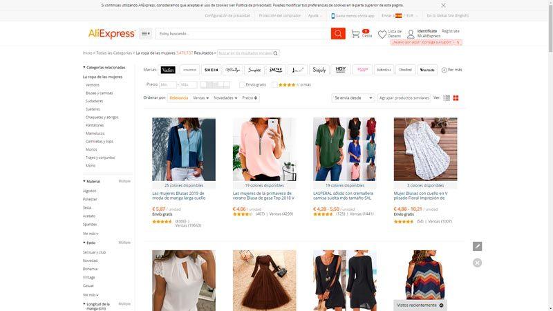 190ddf45b 🏷 Ropa barata - Outlet de Ropa | Ofertas de ropa de las mejores tiendas